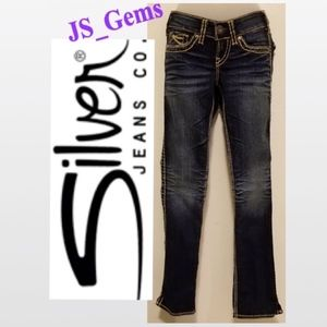 Low Rise Slim Boot Cut Jeans